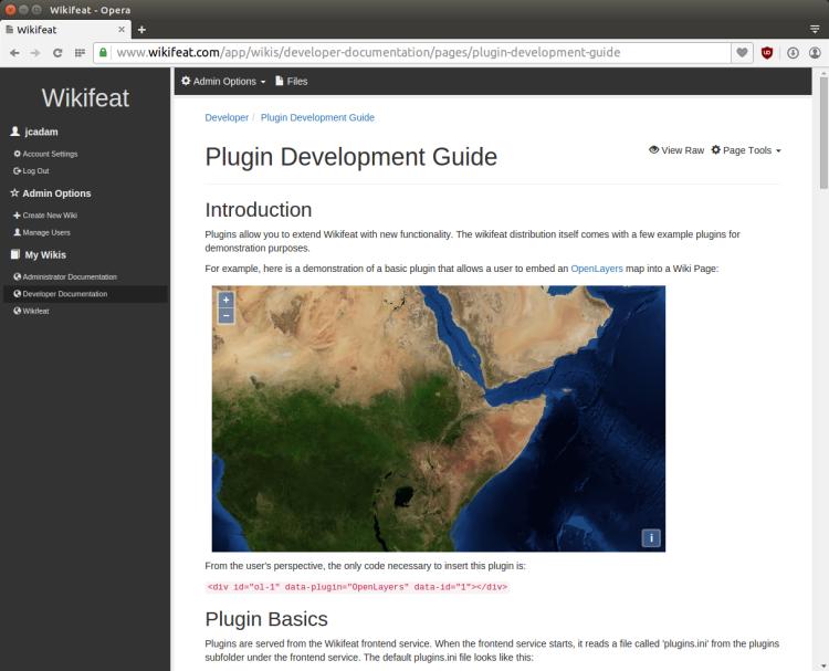 wikifeat_screenshot